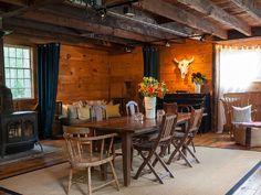 $250 for 4bed 1bath super charming Tivoli barn rental.
