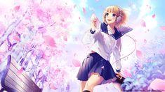 Manga Girl, Anime Girls, Honey Works, Genesis Evangelion, Education Humor, Celebrity Travel, Wedding Tattoos, Outdoor Art, Hatsune Miku