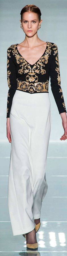 Roccobarocco Collection Fall 2014 Ready-to-Wear