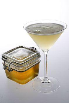 My favorite drink...bees knees