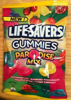 Lifesavers Gummies Candy - New Paradise Mix Review - News - Bubblews