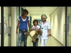 Cato gaat een dagje naar het ziekenhuis