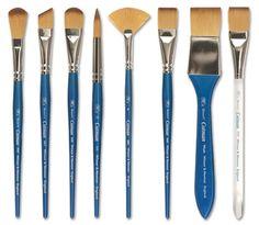 Winsor & Newton Cotman Water Colour Brushes - JerrysArtarama.com
