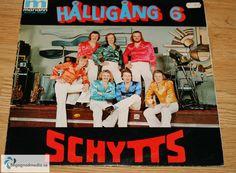 #Hålligång#6 Schytts#Vinyl