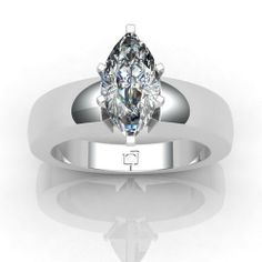 Palladium A modern twist to a classic style this setting is perfect for the contemporary ring wearer. . This item includes a free Cubic Zirconia center in the shape shown. Union Diamond. $949.00. We expect that you will be happy with your purchase, but in the event that you would like an exchange, or need a refund, we want you to know that we value customer satisfaction, which is why we offer a generous, no hassle 30 day return policy.. Union Diamond has been a t...