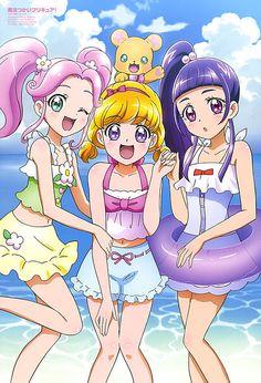 Verão no Mahou Tsukai Precure!