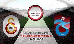 Galatasaray Trabzonspor Maçı Lig TV'den Canlı Yayınlanacak (GS-TS) İzle.