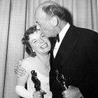 "1949 The Best Supporting Actress and Actor of  Mercedes McCambridge ""All the King's Men"" and Dean Jagger ""Twelve O'Clock High"""