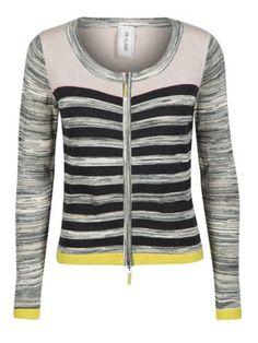Fresh Stripe Sweater by Eva & Claudi Spring 2016