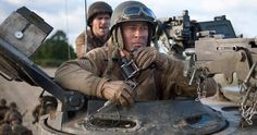 Brad Pitt's WWII Drama 'Fury' Moves to October -- Brad Pitt stars in 'Fury' as Wardaddy, the leader of a Sherman Tank crew in World War II trapped behind enemy lines. -- http://www.movieweb.com/news/brad-pitts-wwii-drama-fury-moves-to-october