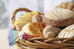Loaves of Pan Dulce Are Perfect for a Dessert or Snack