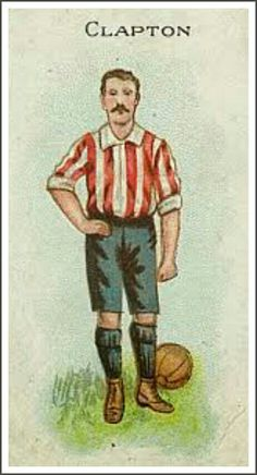 Clapton Orient in the 1900s.