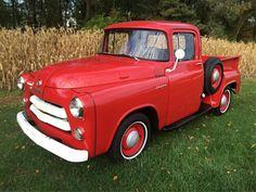 Restored Gem: 1955 Dodge C3-B6 Pickup - http://barnfinds.com/restored-gem-1955-dodge-c3-b6-pickup/