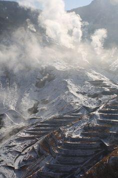 Hakone Thermal Valley (Hakone, Japan)