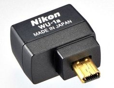 little gadget for nikon d3200 to transfer image from camera to smart phone. $60