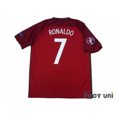 Portugal Euro 2016 Home Shirt #7 Ronaldo UEFA Euro 2016 Patch/Badge Respect Patch/Badge w/tags #portugal #euro2016 #ronaldo #cr7 #nationalteam #nike - Football Shirts,Soccer Jerseys,Vintage Classic Retro - Online Store From Footuni Japan #footuni #football #soccer #footballshirt #soccerjersey #jersey #vintage #retro #old #classic #uniform