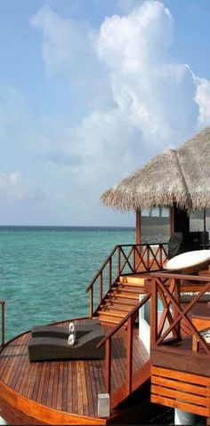 Huvafen Fushi, Maldives total add to my vacay wishlist! Vacation Destinations, Dream Vacations, Vacation Spots, Oh The Places You'll Go, Great Places, Places To Travel, Beautiful World, Beautiful Places, Luxury Holidays