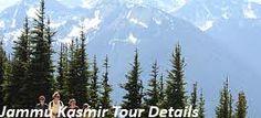 Jammu Kashmir Tour Details
