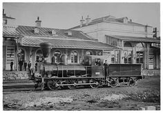 1890 railway station ■■ Turku Finland Turku Finland, Old City, Helsinki, City Life, Old Pictures, Ancient History, Picture Video, Scandinavian, Fair Grounds