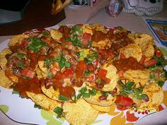 Macho Nachos....Recipe on blog....come follow me