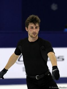 Brian Joubert(France) Plactice : Cup of CHINA 2012 Brian Joubert, View Photos, China, France, Mens Tops, T Shirt, Fashion, Supreme T Shirt, Moda