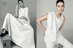 larissa hofmann by ryan michael kelly for harper's bazaar kazakhstan may 2016 | visual optimism; fashion editorials, shows, campaigns & more!