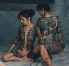 21-Tatuagem de membro da Yakuza