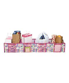 Take a look at this Infinity Shopping Trunk Organizer by The MacBeth Collection on #zulily today! these are soo perfect for the trunk! and helpful!!!