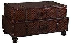 One Kings Lane - Our Best Prices - Alston Trunk Table