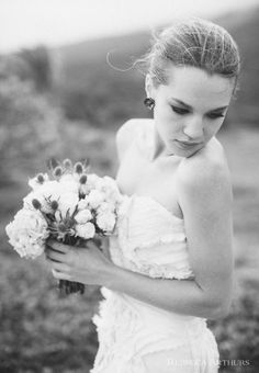bride, Shipwreck Hawaii Wedding Inspiration. Photo by Rebecca Arthurs