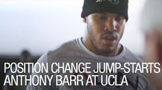 Minnesota Vikings LB Anthony Barr: Position Change Jump-Started Career