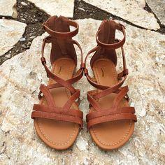 Bristol Sandals (Brown)