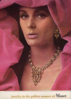 monet jewelry ads | Vintage Jewelry Magazine Ads