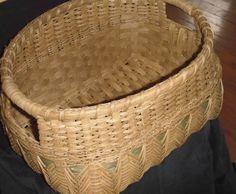 Hand Woven Double Weave Algonquin Shelf by OzarkBasketsbyChris, $79.00