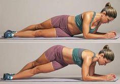 prancha lateral com torção é um dos melhores exercícios para perder barriga