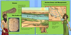 Introduction to Ancient Sumer PowerPoint