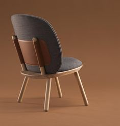 Ferdinand Lounge Chair Designed By Danish Based Oeo