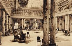 Hôtel Ruhl, Nice, France, Hall Nice France, Lobbies, Old Pictures, More Photos, Nostalgia, City, Old Photos