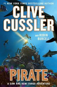 Pirate, by Clive Cussler features Marcellino Ristorante on pages 49 and 50