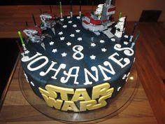 Theresas Backstube: Star Wars