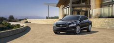 Explore key features and trim packages available for the 2019 LaCrosse full-size luxury sedan. 2017 Buick Lacrosse, Modern Design, Explore, Luxury, Building, Car, Vehicles, Wi Fi, Highlights