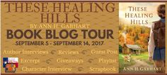 Syd (On Seeking) Savvy --  : THESE HEALING HILLS, by Ann H. Gabhart *REVIEW* Lo...