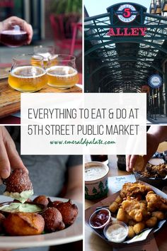 Everything to eat, see, and do in 5th Street Public Market in Eugene, Oregon. This open air market is one of the best things to do in Eugene. It has some of the best Eugene restaurants, Eugene wineries, and a ton of shops perfect for souvenirs. If you are looking for what to do in Eugene, make sure this market in downtown Eugene, OR is it! Wine Prices, Mexican Food Recipes, Healthy Recipes, California Food, Eugene Oregon, Banana Cream, Foods To Eat, Foodie Travel, Pacific Northwest