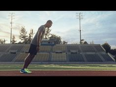 TRACK ▶ Light. Strong. Nike Flyknit - YouTube