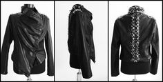 Magazin Online Haine by Stefan Musca Leather Jackets, Leather Jacket