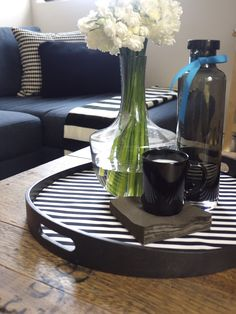 Ikea hack: personalised serving tray