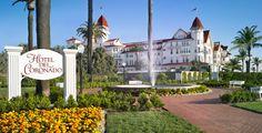 Hotel Del Coronado – San Diego Resorts & Hotels, California Beach Resort & Spa