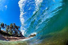 Великолепие Природы: волны, от красоты которых захватывает дух - Colors.life