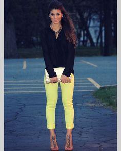 Summer outfit via @Andria Miranda