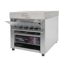 Woodson Starline Bun 25 Conveyor Oven 25A